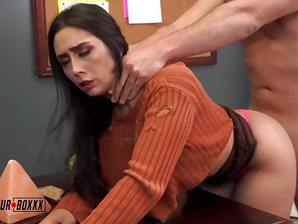 Fucks Make an issue of Domineer Intern - Lilly Hall