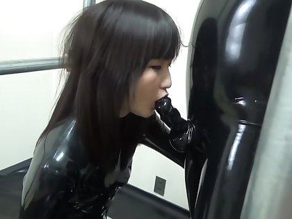 Miraidouga - Gas Mask Iron Pipe Restraint - Death Hell