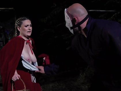 Red riding bodyguard role play goes nasty