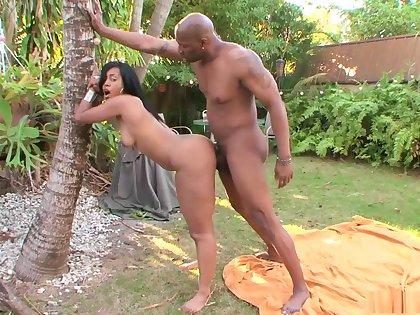 Fabulous pornstar in hottest big ass, black and ebony sex video
