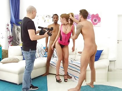 BTS - How its done - Monster Cock Trinity