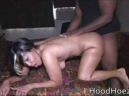 Ebony Amateur hardcore operation