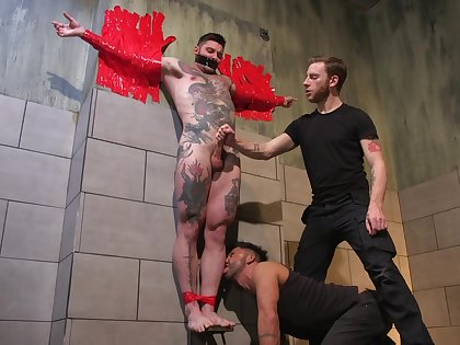 I want to be your slave so you can do anything you desire to me (gay)