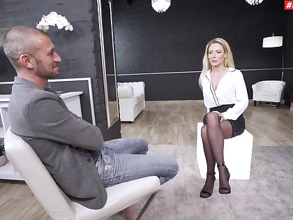 unworkable anal addiction for a slim brunette woman alight