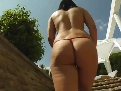 Latina horny harlot crazy xxx video