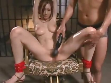 Crazy sex clamp 60FPS watch show