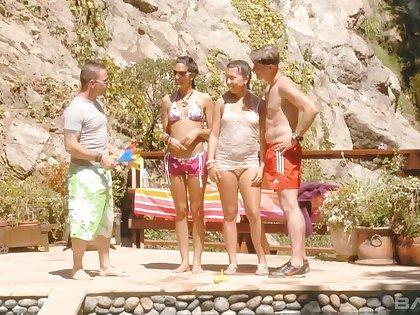 Hot Summer Porn Swingers Scene 1